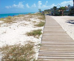 (mebemelissa) Tags: island islands walk board beaches boardwalk turks caicos