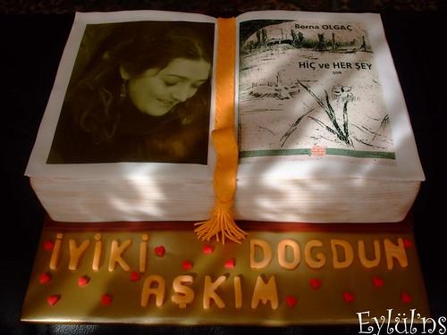 Resimli Kitap Pasta..