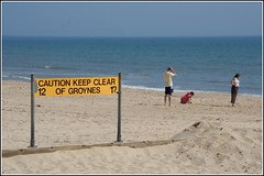 I did too....! (Capt' Gorgeous) Tags: england beach pier seaside holidays dorset groyne bournemouth