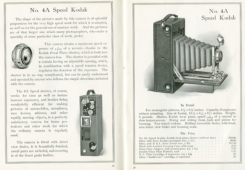 No. 4A Speed Kodak