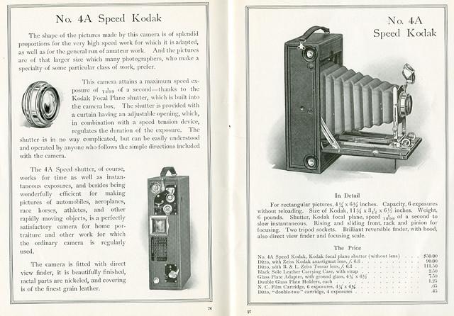 No 4A Speed Kodak by twm1340
