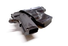 Kimber 1911 in Mountable Surface Holster