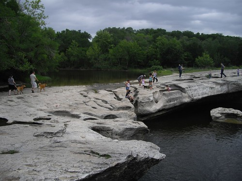 Campground Review: McKinney Falls State Park (near Austin ...