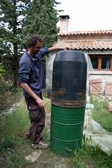 Fabrication du bio-méthane