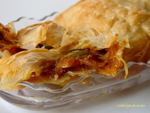 Vegetable Puffs Recipe | Puffs With Puff Pastry Sheets