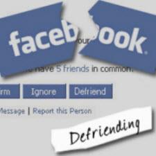 defriending