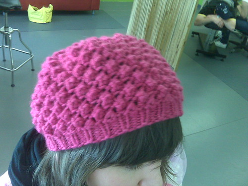 trinity stitch hat for chelsea