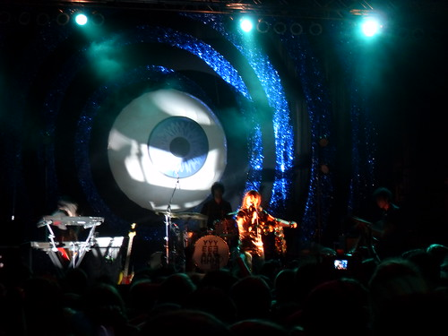 The Yeah Yeah Yeahs live in Columbus
