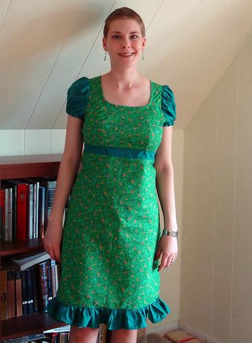 leaf dress 2