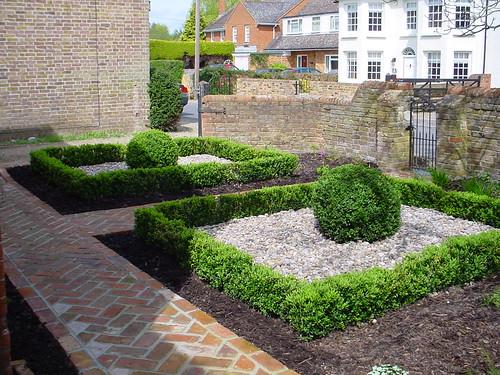 Landscaping Prestbury - Formal Garden  Image 1