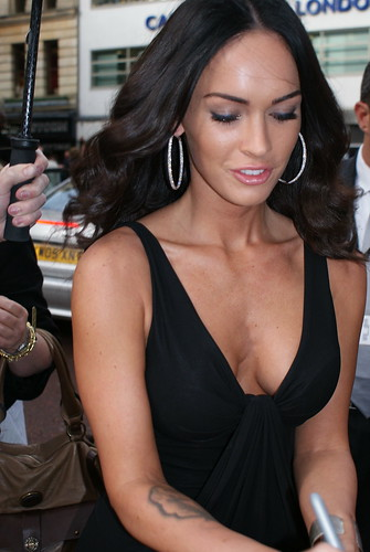 Transformers 2 Londres Megan Fox 10