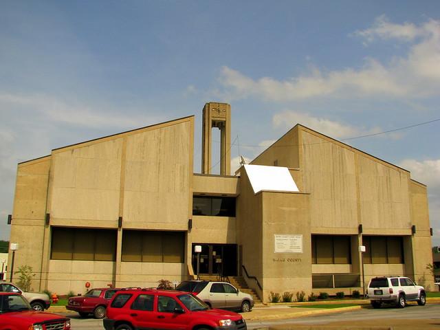 Wayne County Courthouse 2
