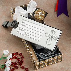 Fashioncraft Luggage Tag (Cross)