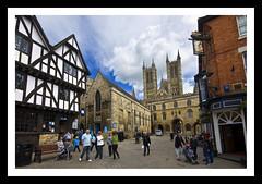 Lincoln, UK (Joseph Molinari) Tags: uk nikon lincolnshire lincoln sigma1020mm d90