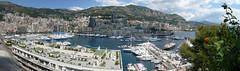 Monaco (chdphd) Tags: frenchriviera france panorama monaco port harbour marina cotedazur stitched