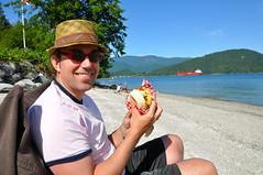 Derek Wally's burger 1
