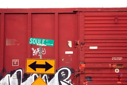 soule train