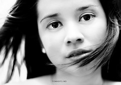 To Dream of Love (Tomasito.!) Tags: light portrait blackandwhite woman love girl beautiful face mouth hair asian nose 50mm photo interesting eyes fashionphotography philippines surreal monotone best explore beautifulwoman frontpage tomasito d90 hightones strobist nikond90 pinoykodakero nikon50mmlens
