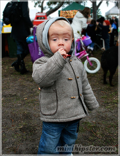 CHARLIE. MiniHipster.com: children's childrens clothing trends, kids street fashion, kidswear lookbook