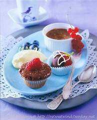 Bloggertreff HH Dessert Fachkamera