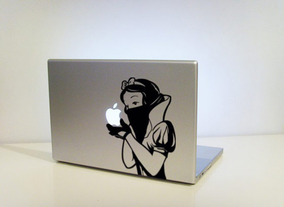 Vinyl-mac-laptop