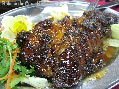 MGH - signature pork ribs (siew haw kuat, smiling pork ribs)