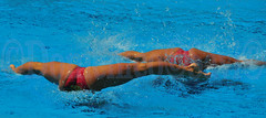 Final double-free in the synchronized swimming World Swimming in Rome in 2009, perfect timing. (domenicosavi photographer) Tags: world new city newyorkcity trip travel family flowers friends party summer vacation portrait england italy music food newyork man rome flower roma art fall film sports nature water fashion sport festival night swimming nikon women friend perfect europe italia foto photographer tour florida portait sportsillustrated final fina fir ciclismo 2009 nations d3 giro lazio centenario synchronized timing savi rieti doublefree domenicosavi nuotosincro finaorg rugbr