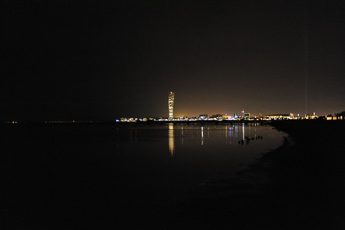 Malmö夜景
