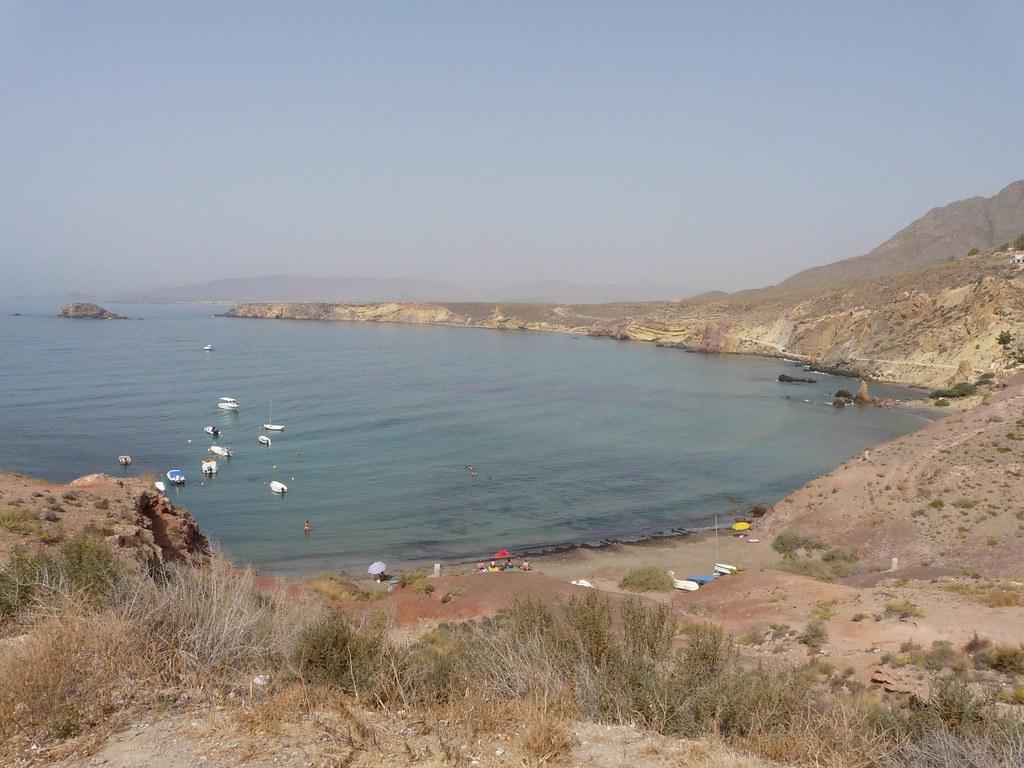 Playa del Rincón, desde Punta Cueva de by Daniesfra, on Flickr