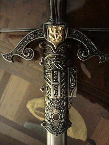 The sword
