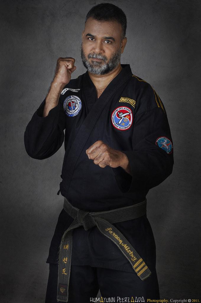 ?34/365 Farooq Mistry, 3rd Degree Black Belt, Mumbai, Maharashtra - India
