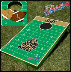 Central Florida Bean Bag Toss Game