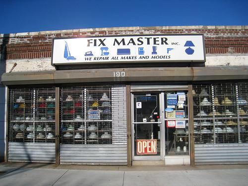 Fix Master Shop