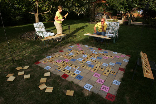 3285792232 42af2082d7 Lawn Scrabble | Happy President's Day!