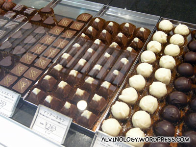 LeTao chocolates