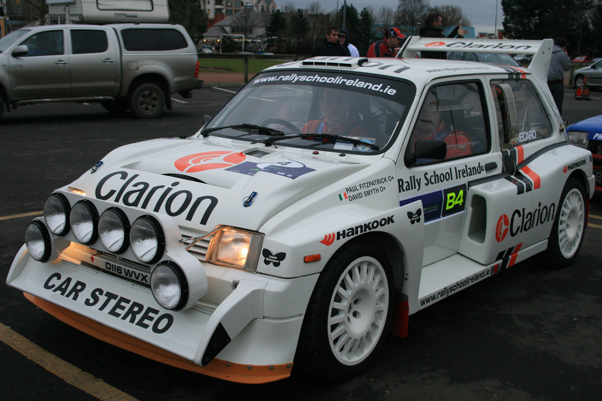 or ford rs200