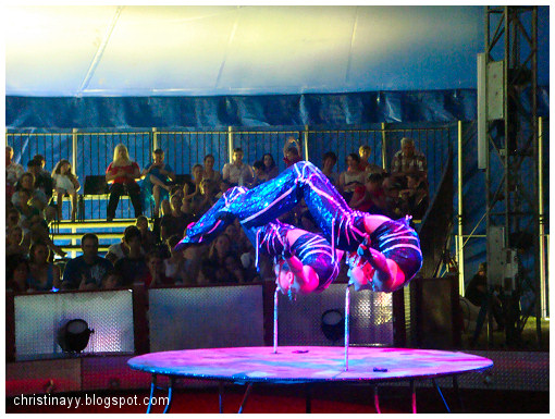 Great Moscow Circus 2009: The Contortionists