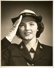 U.S. Navy WAVES, Woman Accepted for Volunteer ...