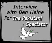 Interview Ben Heine by The Pakistani Spectator
