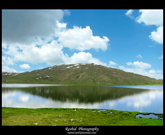 Reflection of My Soul (R a S h I d) Tags: pakistan lake mountains reflection nature clouds landscape gpg rashid deosai sheosar sheosarlake northernareasofpakistan lovepakistan rashidlatif rashidphotography landscaperashid4unaturedeosaisheosar karachiuniverity