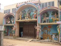 Sri Raja Rajeswari and Sathyanarayana Perumal Temple 3
