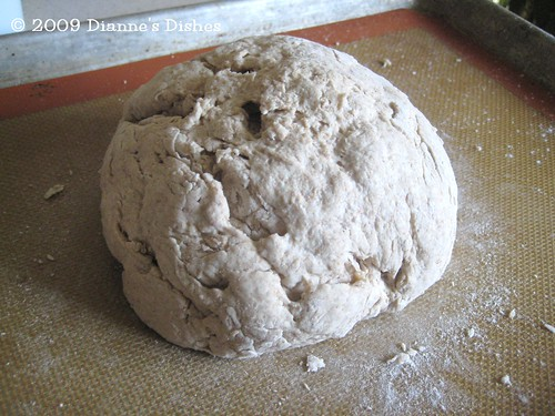 Irish Brown Bread: Ready to Bake