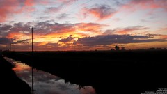 Parque nuevo (Carlos Alberto Tellera) Tags: parque sol argentina canon atardecer buenos aires diego cielo nubes ocaso marino trenque lauquen sx10 dondeseescondeelsol diegoamarino