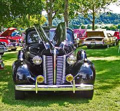 Ben's Buick (dok1) Tags: ohio buick 1938 carshows dok1 gallipolisohio 1938buick
