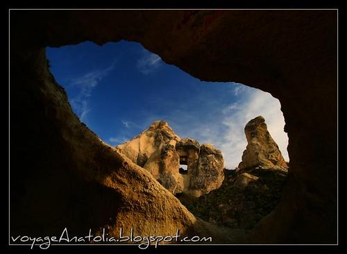 Cappadocia Caves at Göreme National Park
