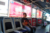 Inside Transjakarta Busway