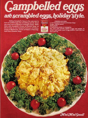 Vintage Ad #763: Campbelled!