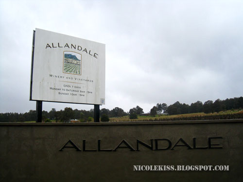 allandale winery in hunter valley