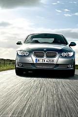 Silver BMW car Iphone wallpaper.