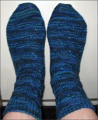 Queen of Beads socks